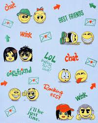 Kinderkamer Behang Baby Behang Edem 037 22 Smiley Blauw Geel Groen