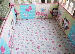 Promotion! 7PCS Crib Baby Bedding Set 100% Cotton Print Cot Quilt ... & 7PCS Crib Baby Bedding Set 100% Cotton Print Cot Quilt (bumper+duvet+bed  cover+bed skirt)-in Bedding Sets from Mother & Kids on Aliexpress.com |  Alibaba ... Adamdwight.com