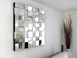 image of black wall mirrors decorative art