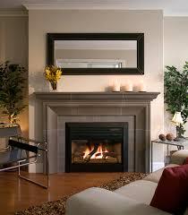 fireplace mantel shelf for tv with modern mantel