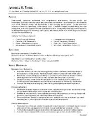 Stay At Home Dad On Resume Functional Resume For Stay At Home Mom