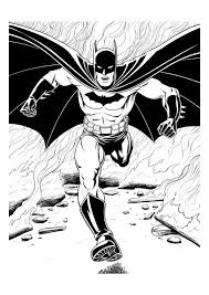 Small Picture Batman Color Pages Great Joker From Batman Coloring Pages Part