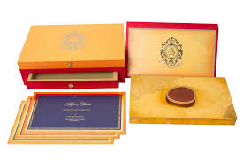 Vivek Sahni Design A Box Invite By Vivek Sahni Design Wedding Invitations