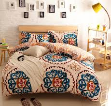 amazing chic target bohemian bedding accessories splendid paisley comforter sets white bed linen charming hot pink paisely fl queen size brushed