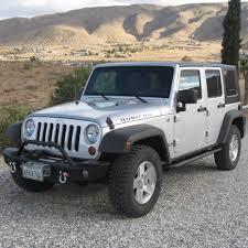 jeep wrangler jk 4 door unlimited 2007 newer rock sliders