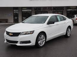 White Chevrolet Impala In Pennsylvania For Sale ▷ Used Cars On ...