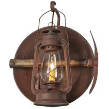 rustic wall sconces for flowers with onoff switch plug metalndle iron sconce interior hampton bay led