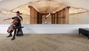 Interface Carpet tiles reverse climate change