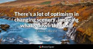 Optimism Quotes Gorgeous Optimism Quotes BrainyQuote
