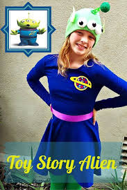 best ailen costume ideas how to make your own toy story alien costume