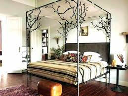 canopy twin metal bed – oughtem.info