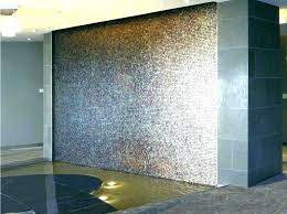 indoor water features wall fountain fountains glass home ideas fount