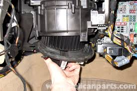 bmw e90 blower motor replacement e91 e92 e93 pelican parts large image extra large image