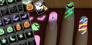 Приложения в Google Play – Halloween Nails Manicure Games ...