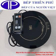 Bếp từ lẩu âm bàn tròn chất lượng, giá rẻ tại Hà Nội. LH: 094.2729.886