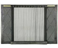 Fireplace Curtain Mesh Fireplace Curtain Mesh Suppliers And Fireplace Curtain