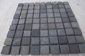 genoa grey gris marble mosaic 30mm by 30mm wall floor tile only 29 99 per m2