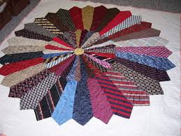 how to make a necktie quilt - Google Search | Quilts | Pinterest ... & Pattern For Necktie Quilt Necktie Quilt Quot The Ties That Adamdwight.com