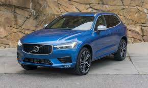 2018 volvo xc60 r design. beautiful xc60 with a starting price of 44800 the xc60 rdesign upgrades momentum  with leather sport seats black headliner drive mode settings paddle shifters  and 2018 volvo xc60 r design