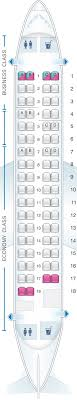 Seat Map Lot Polish Airlines Embraer 170 Atr 72 Jet