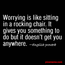 Quotes About Worrying Beauteous Quotes About Worry And Stress 48 Quotes
