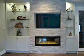 idea fireplace wall units and after fireplace wall custom wall unit with glass shelves lighting closed