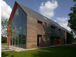 sliding barn house modern style with glass design touch type plans uk 8064bcf12dce4ce6af04bef976a barn like house