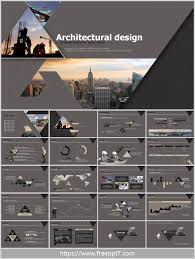 Architectural Powerpoint Template Architectural Design Powerpoint Templates_best Powerpoint
