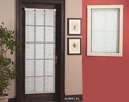 entry door mini blinds. entry door mini blinds