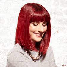 Dark Red To Light Red Hair Dyes For Dark Hair From Live