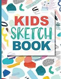 sketch book for kids practice how to draw workbook 8 5 x 11 large blank