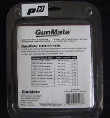 Gunmate Holster Chart Genuine Gunmate Hip Holster Belt Loop Rh Size 06 Medium Frame Pistol 21006c For Sale P Squared