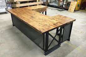 diy u shaped desk. Exellent Desk Build Your Own U Shaped Desk In Diy S