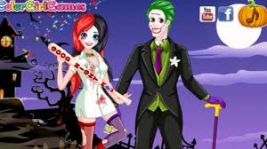 Small Picture Ariel And Erics Halloween Makeover Play The Girl Game Online