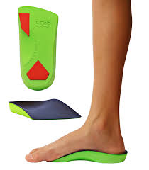 Flat Footed Amazon Com Footminders Kids Orthotic Inserts Pediatric Arch