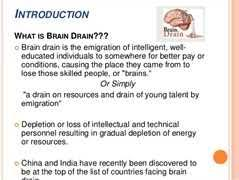 brain drain in essay the advantages and disadvantages of brain drain in essay medicine hat drywall