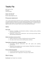 Good Things To Say On Your Resume Resume Online Builder