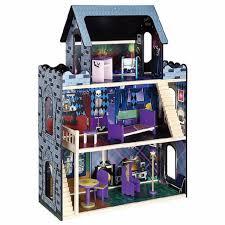 Doll House Monster High Girls Pretend Play Dollhouse Furniture