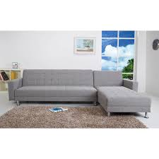 convertible sectional sofa bed. Unique Sectional Frankfort Ash Convertible Sectional Sofa Bed On E