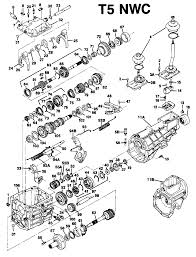 The hot rod garage misc mustang information rh webpages charter tremec t5 rebuild kit tremec