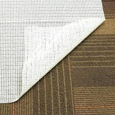 portfolio non slip rug pads for hardwood floors 9 12 pad felt gorilla grip perky mat