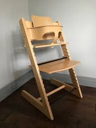 stokke tripp trapp high chair set with cushion