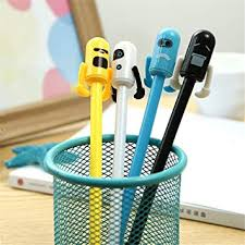 weird office supplies. Brilliant Supplies Cute Kawaii Weird Robot Shape Gel Ink Pens School Office Supplies For Girls  Stationery Novelty Pens Intended Office Supplies