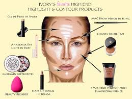 ivory s favorite high end highlight contour s