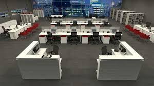 office workstations design. Modern Workstation Design Layout For Open Plan Office Workstations E