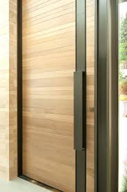 Front Hinged Solid Timber With Glass  Doors PlusSolid Timber Entry Doors Brisbane