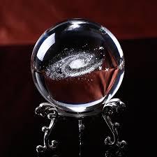 Galaxy Miniatures Crystal Ball <b>3D Laser Engraved</b> - MainStreet ...