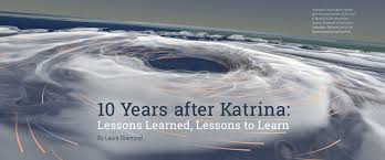 Hurricane katrina formed on august 25, 2005. 10 Years After Katrina Lessons Learned Lessons To Learn Research Horizons Georgia Tech S Research News
