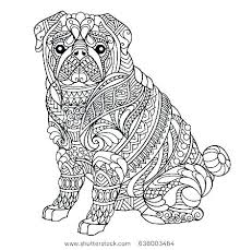 Amazing Dog Coloring Pages To Print Pug Coloring Pages To Print Dog