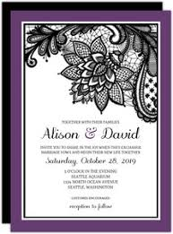 Halloween Wedding Invitations Halloween Wedding Invitations